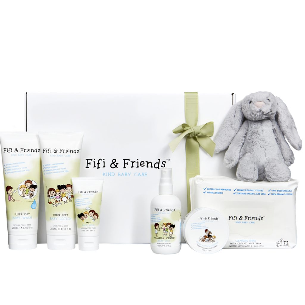 Luxury baby skincare