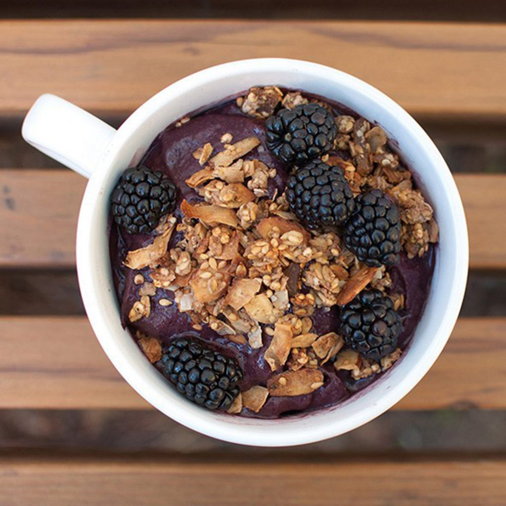 Acai recipes
