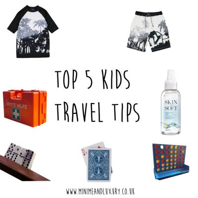 kids travel tips
