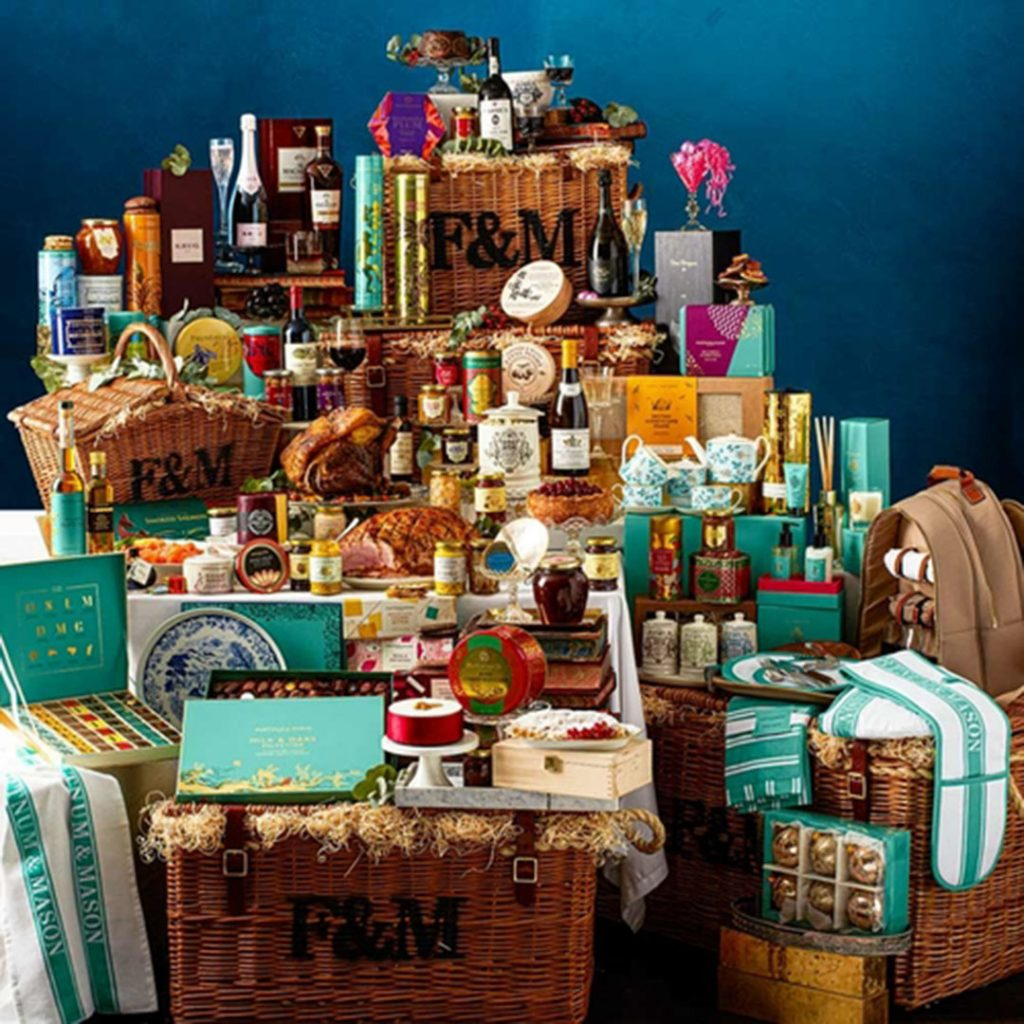 Luxury Christmas Hampers