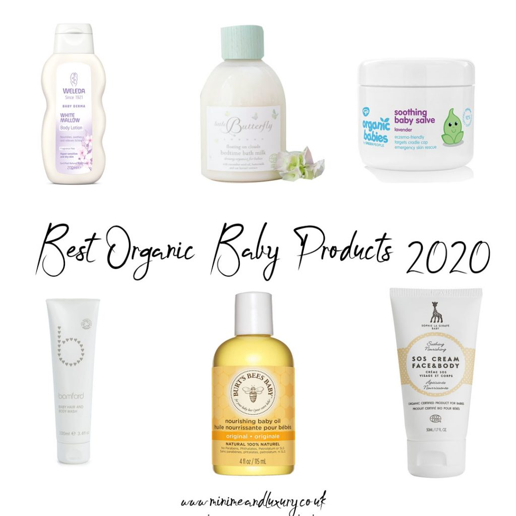 Best Organic Baby Products 2020