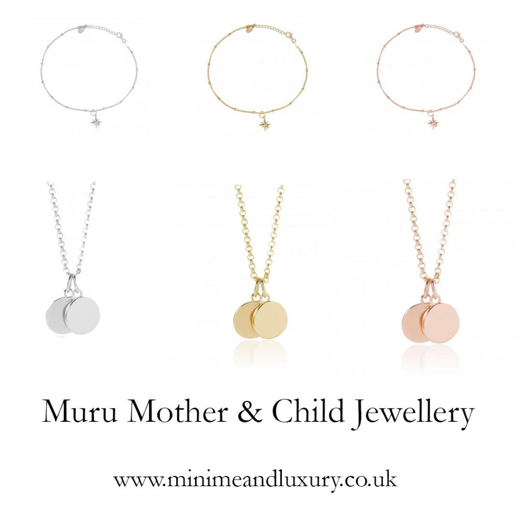Muru Mother & child jewellery