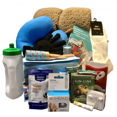 Comfort for Chemotherapy Hamper