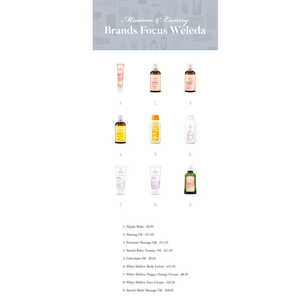 Brand Focus Weleda