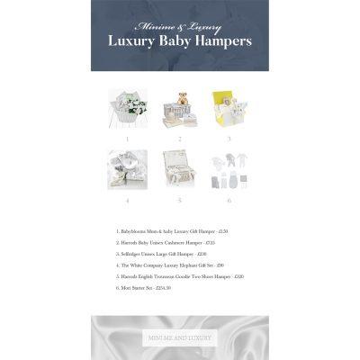 Luxury Baby Hampers