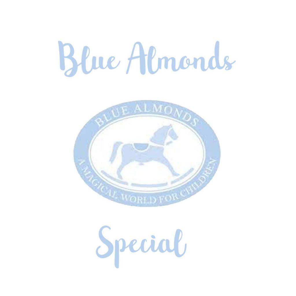 Blue Almonds