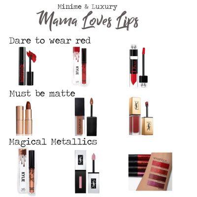 Mama Loves Lips