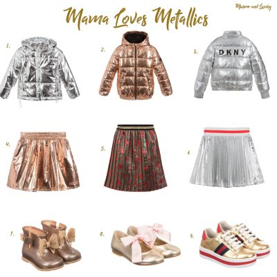 Mama Loves Metallics