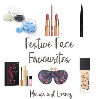 Festive face favourites