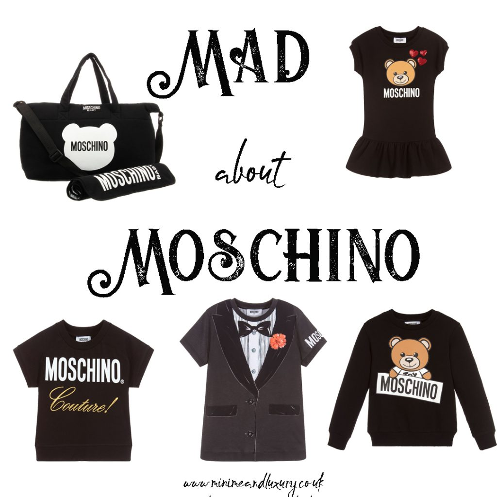 Mad about Moschino
