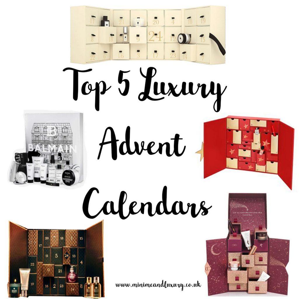 top 5 luxury calendars