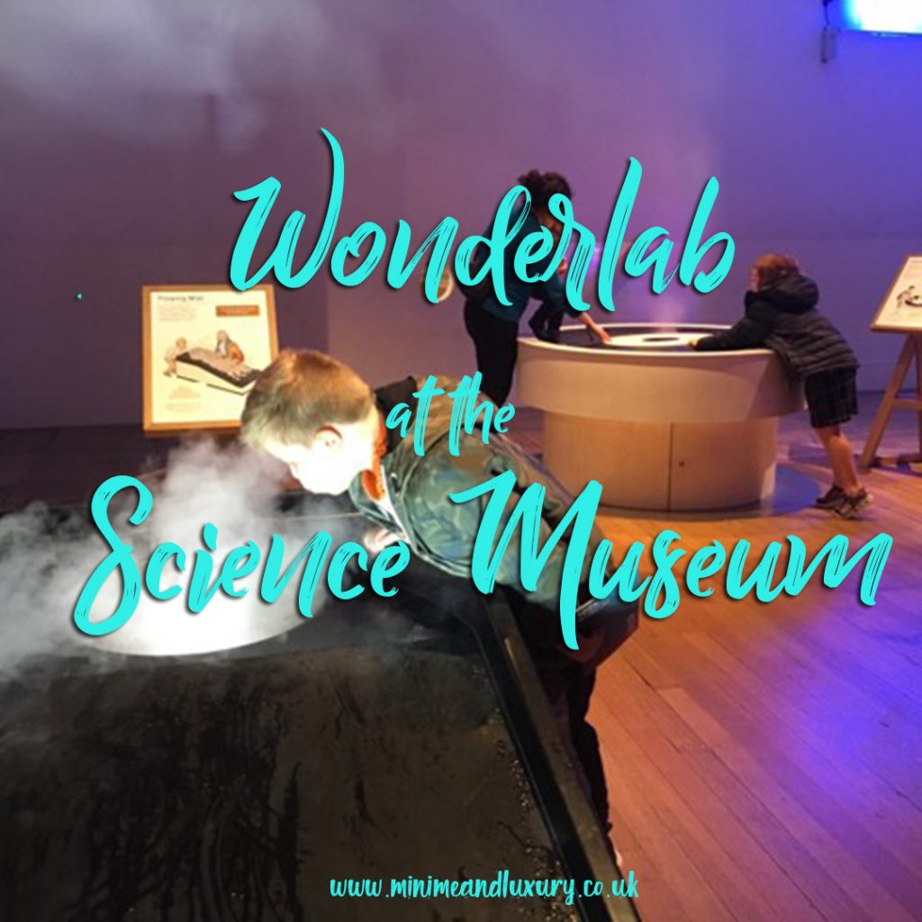 Wonderlab Science Museum