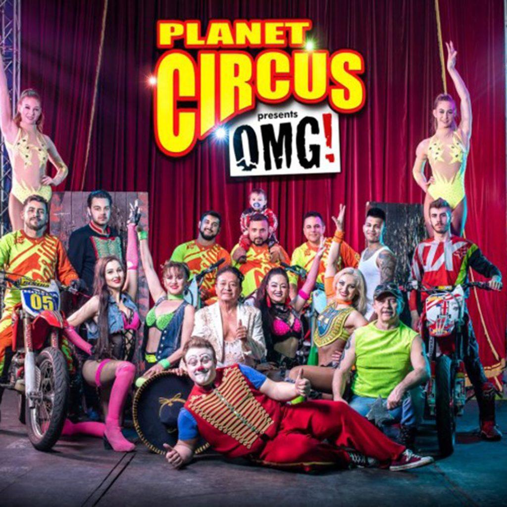 Planet Circus OMG!