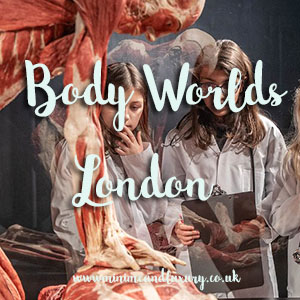 Body Worlds London
