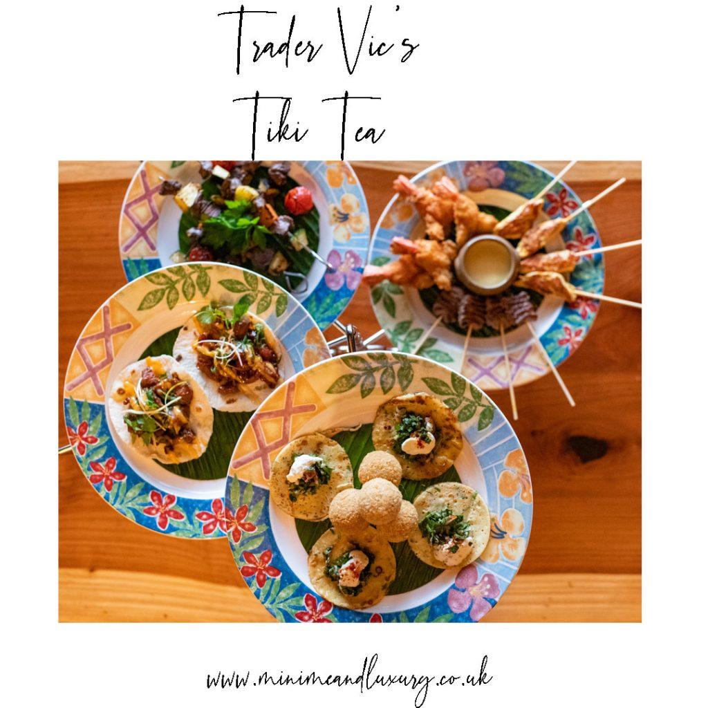Trader Vic's Tiki Tea