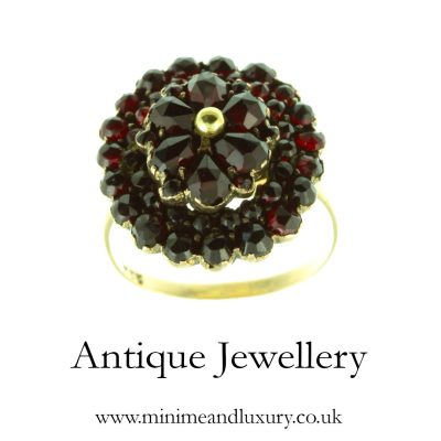 Carus Jewellery antique