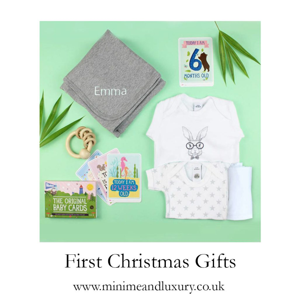 First Christmas gifts
