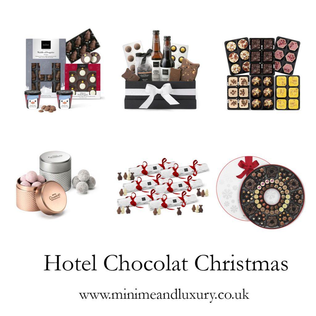 Hotel Chocolat Christmas