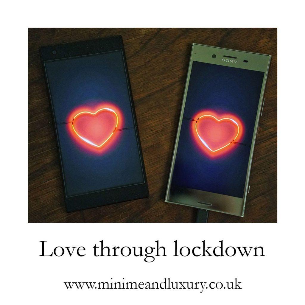 Love through lockdown