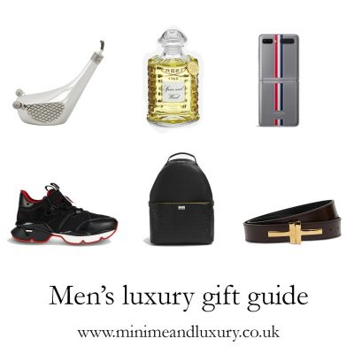 Men's luxury gift guide