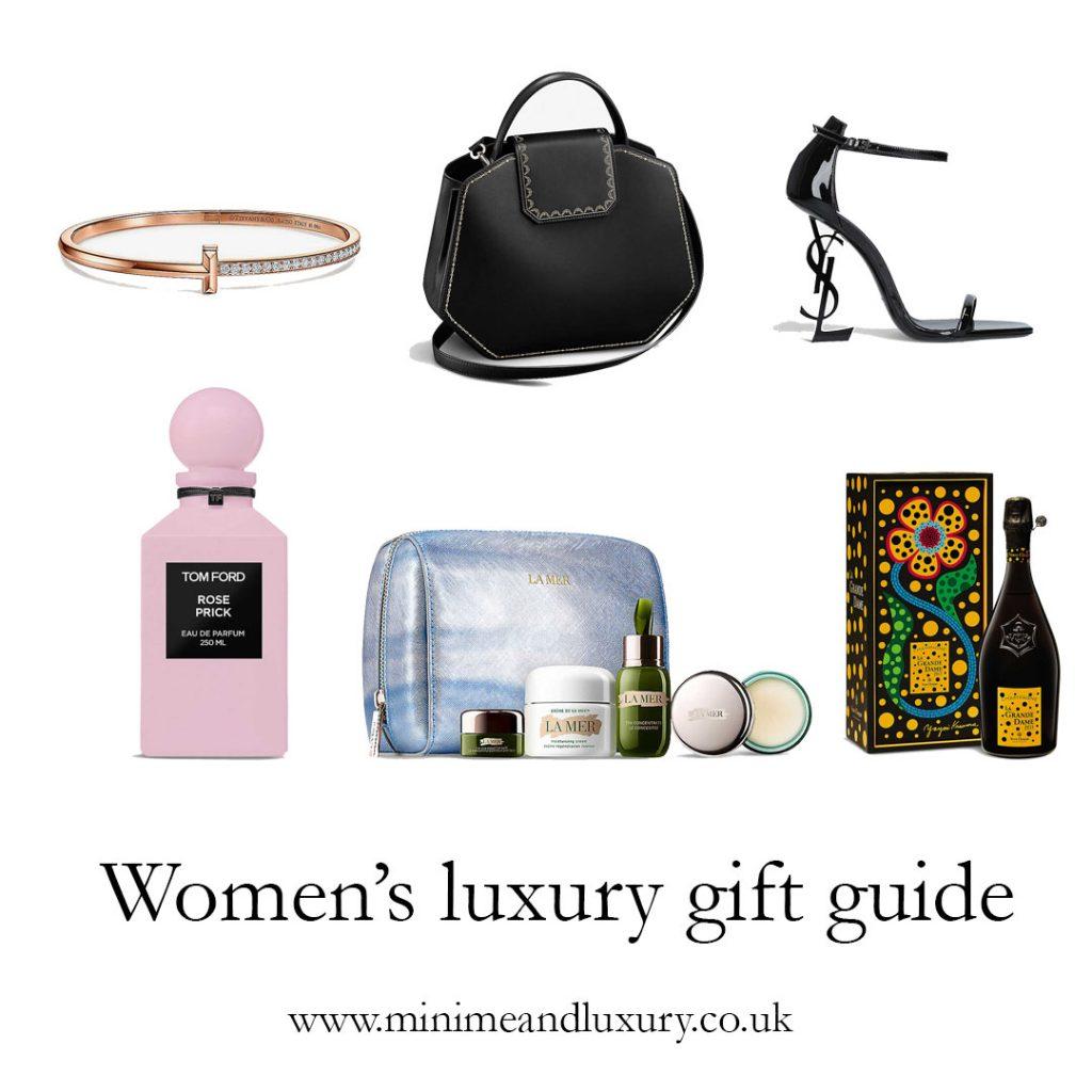 Women's luxury gift guide