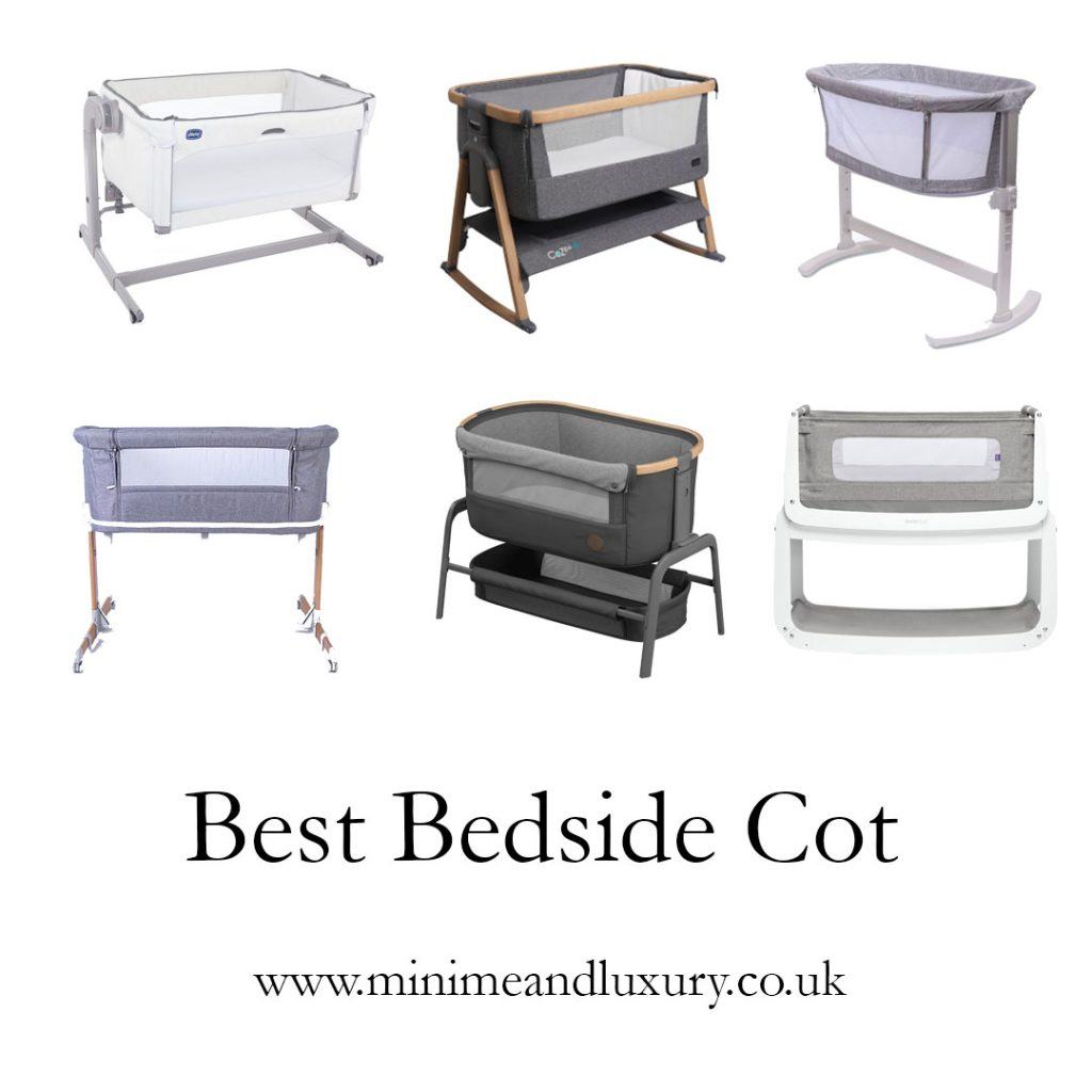 best bedside cot