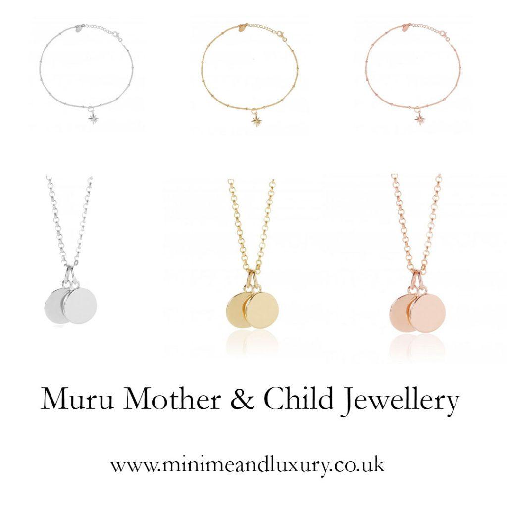 Muru Mother & child jewellery