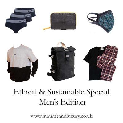 Ethical men's fashion