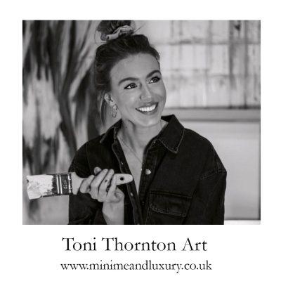 Toni Thornton Art