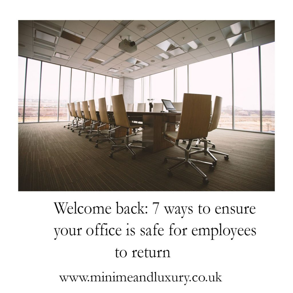 office covid safety