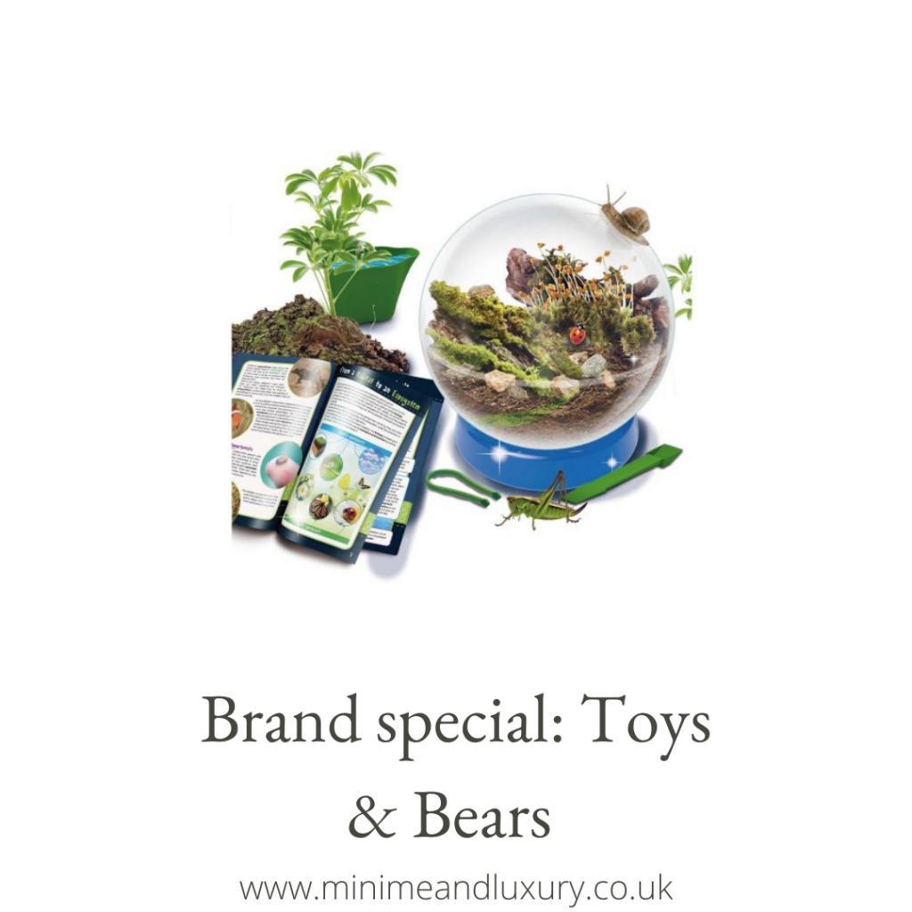 Toys & Bears